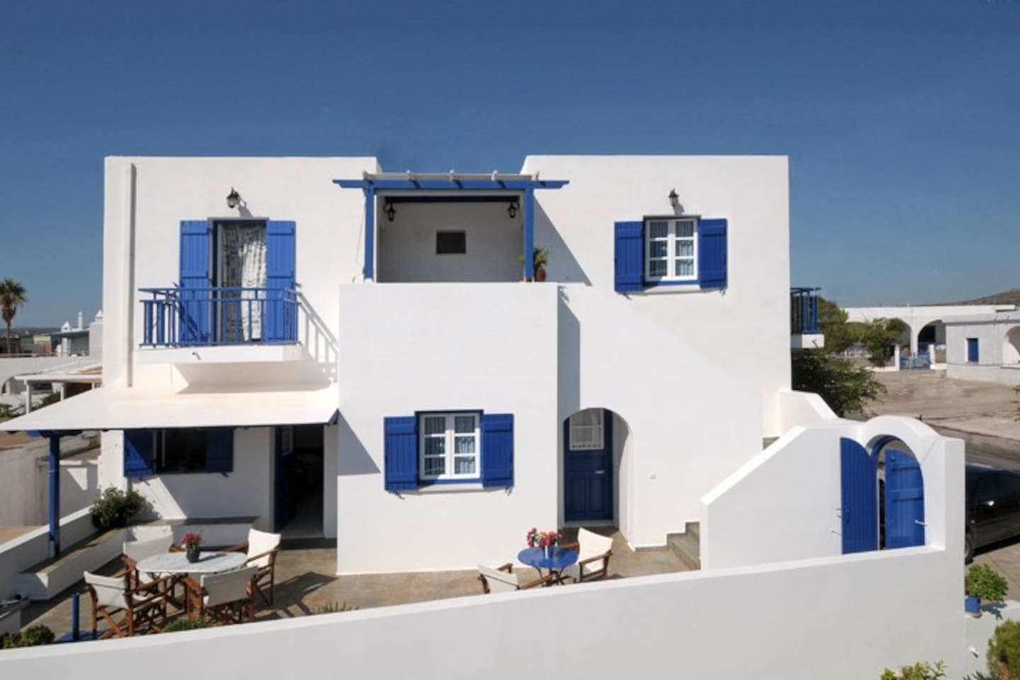 Apartment In Kythira Greece
